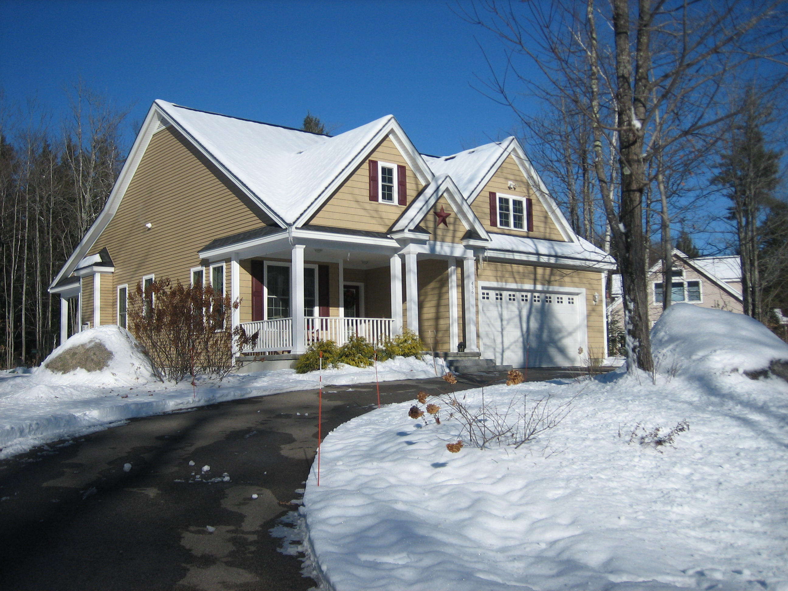 Conway, NH White Mountains Home For Sale