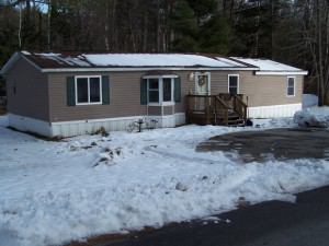 Conway NH Mobile home for sale