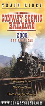 north conway scenic railroad