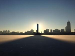 BOS Hancock sunrise