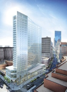 Best Boston Views, Boston skyline, The W, Luxury Condos Boston, Boston International Real Estate, BostonIRE