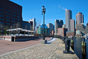 Seaport District Boston