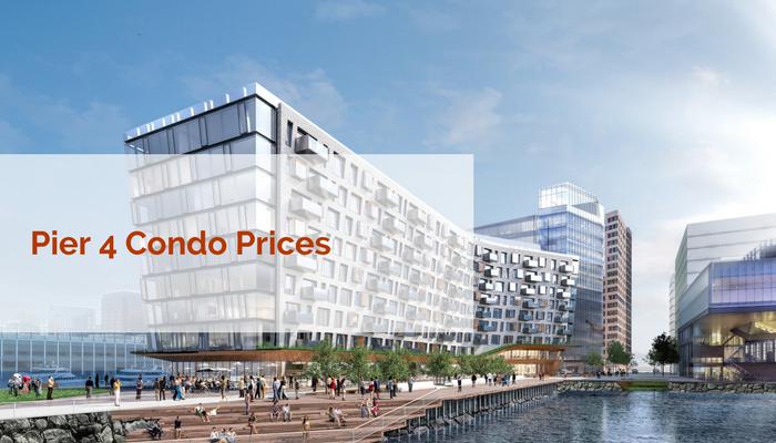 Pier 4 Condo prices