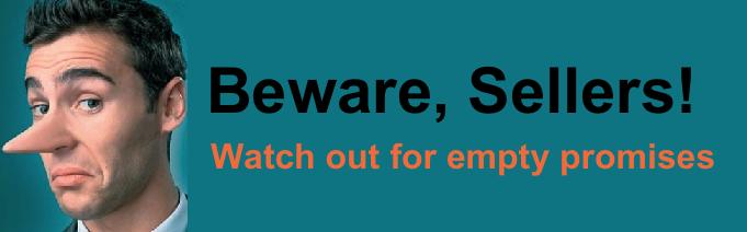 Sellers Beware