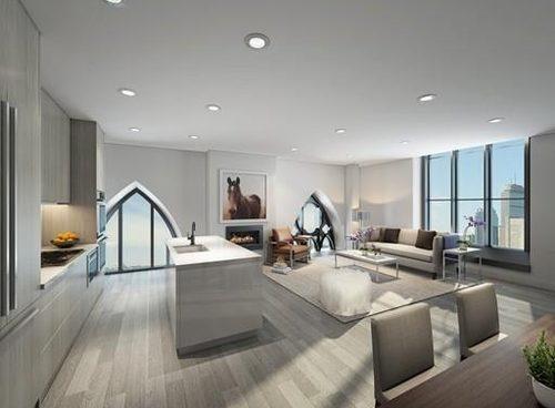 The Lucas Boston Luxury Apartment