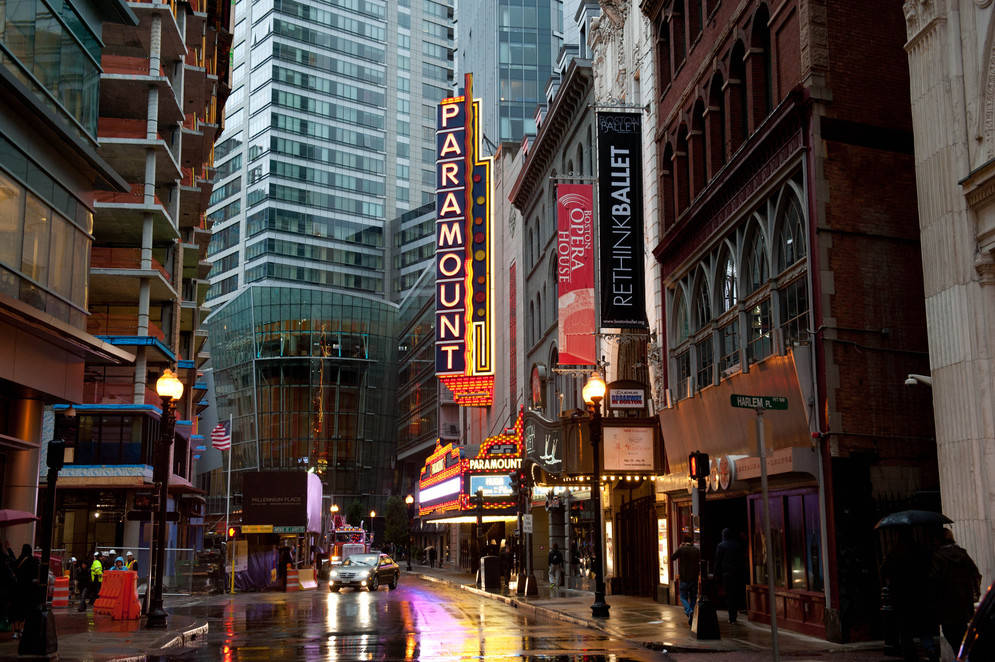 Theatre District Properties