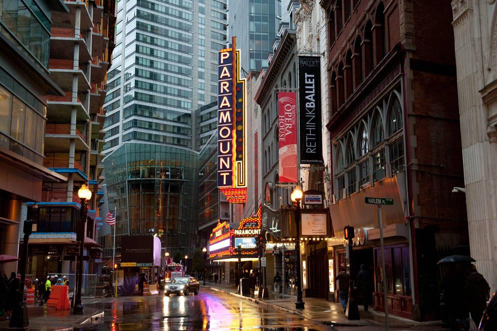 Theatre District Properties