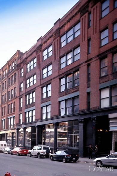 Kingston Street Office Space Boston