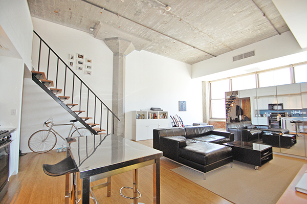 Livingroom Porter 156 Boston