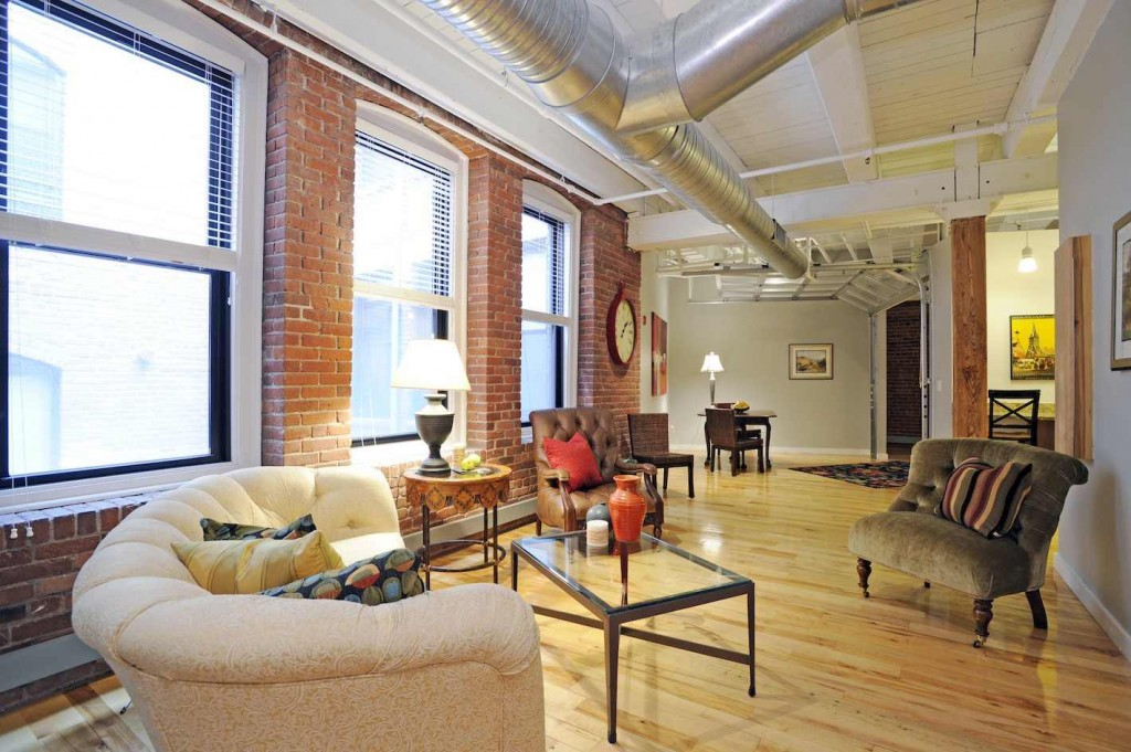 111 Beach Street Boston Loft