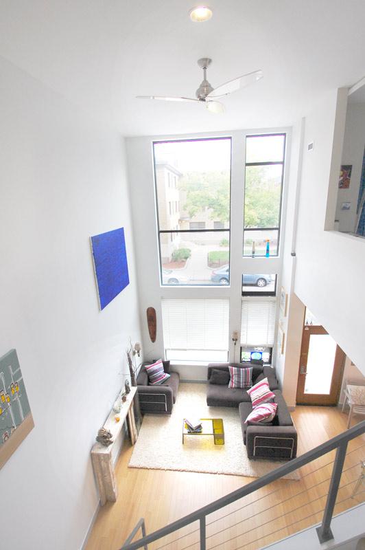 ArtBlock Boston Livingroom