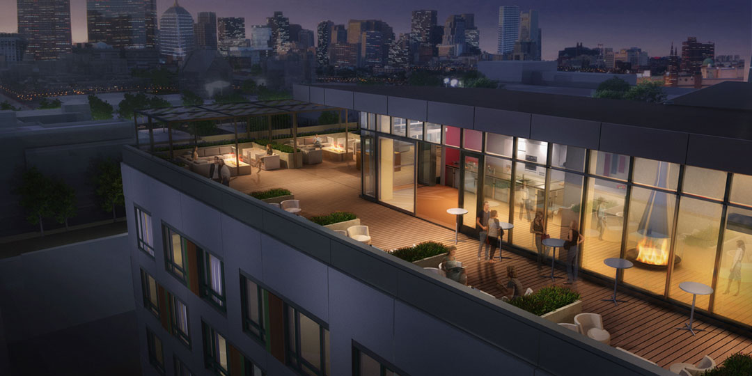 The Troy Is An Exceptional Luxury Rental Building Located In The Heart Of  The Vibrant And Trendy South End. The Troy Is One Of Bostonu0027s Most  Sought After ...
