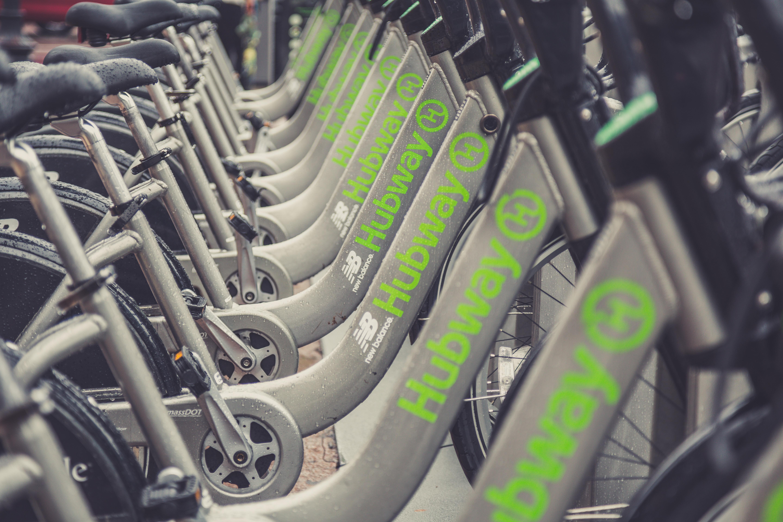 Hubway Bikes