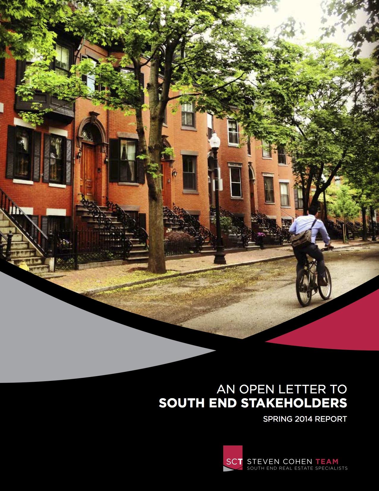 Spring 2014 Stakeholder Report