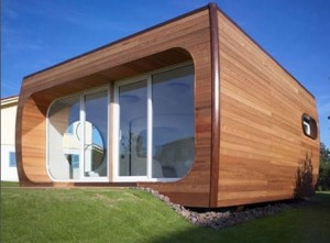 eco pod house
