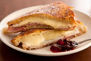 The Monte Cristo: A heavenly way to enjoy ham leftovers!