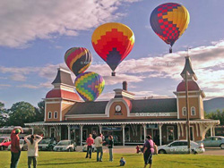 Balloon Fest North Conway NH