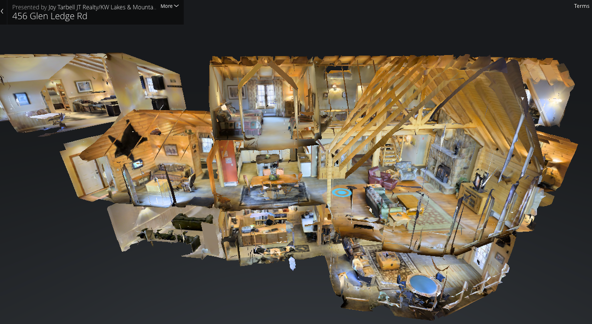 3D Real Estate Tours North Conway NH