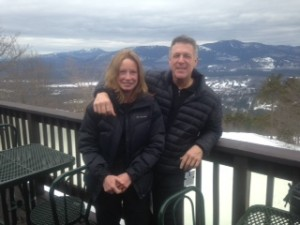 Mark & Corinne Bretton Woods