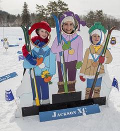 Winter events Jackson, NH