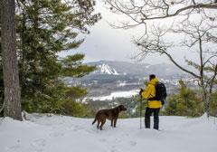 Winter in Mount Washington Valley