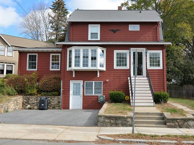 Single Family Home for Sale: 239 Washington Street, Arlington MA