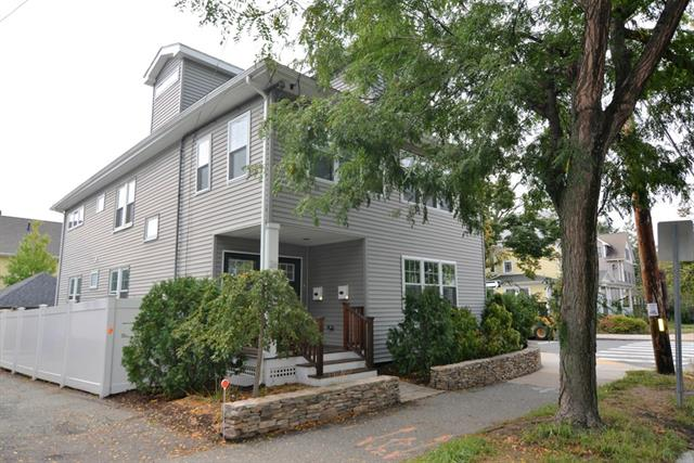 Condo for Sale: 26 Lake Street, Unit 1, Arlington MA