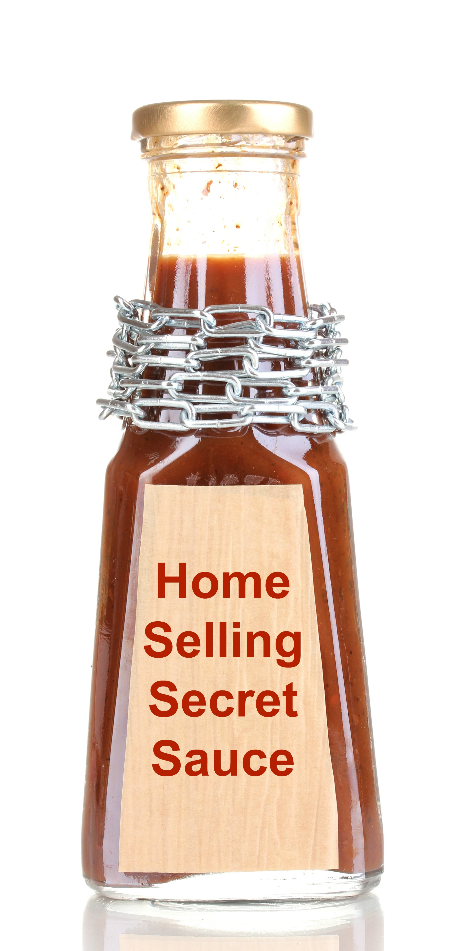 Home Selling Secret Sauce