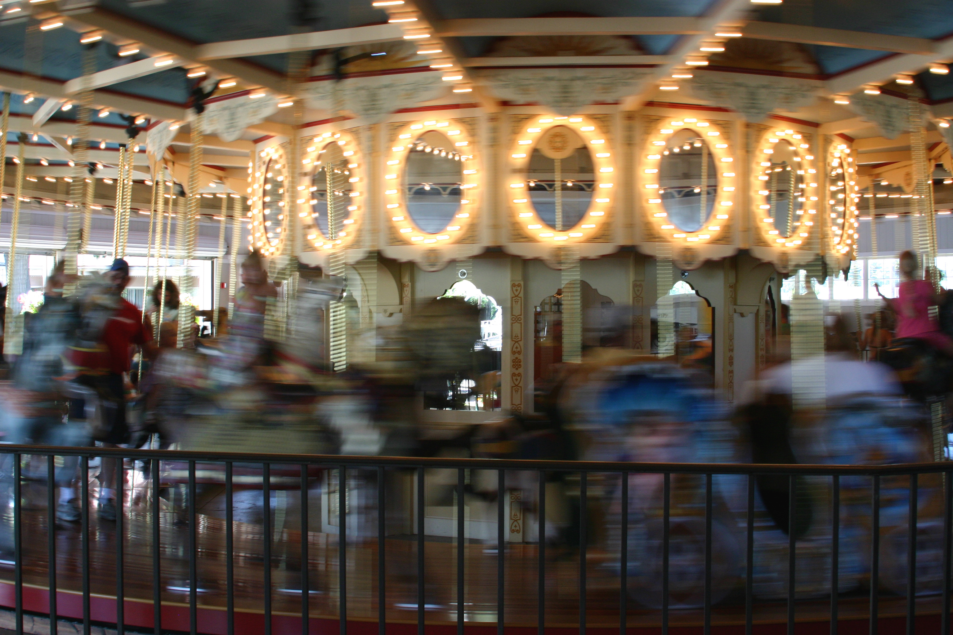 The House Hunting Merry-Go-Round