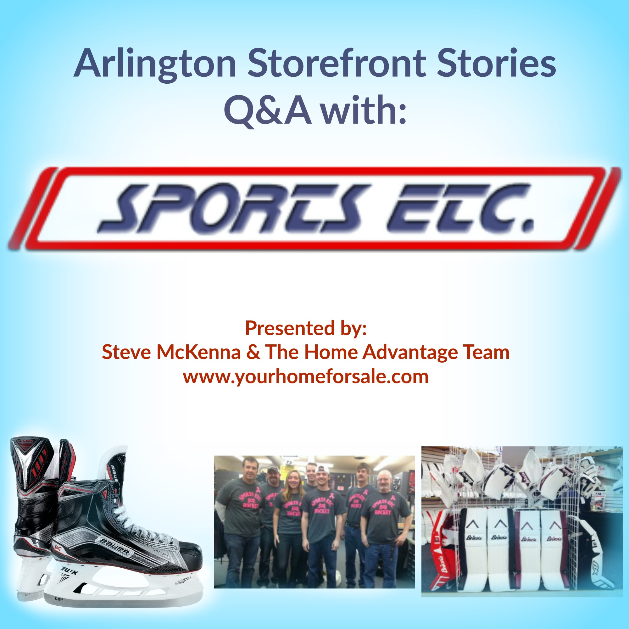 Q&A With Arlington's Sports Etc.