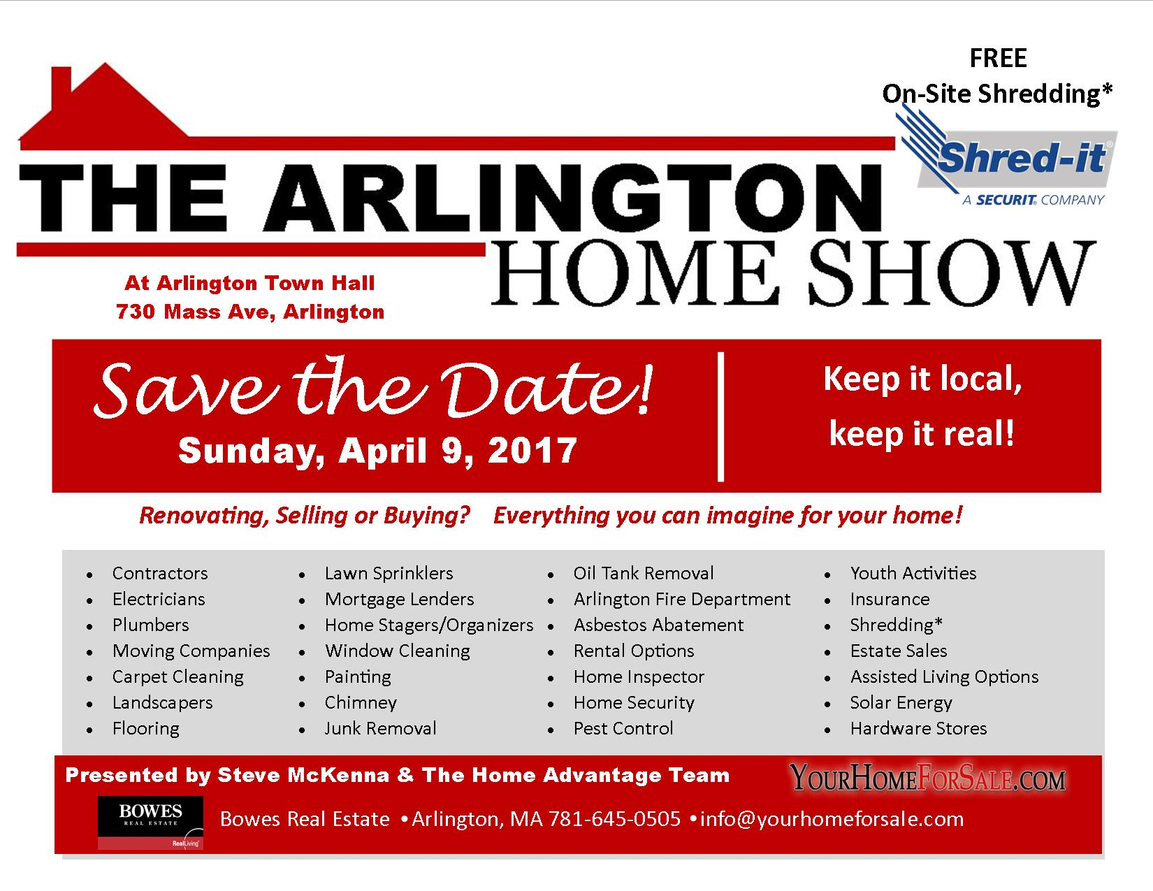 The Arlington Home Show