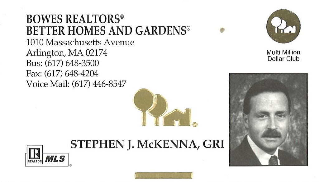 Steve McKenna: The Early Years in Real Estate