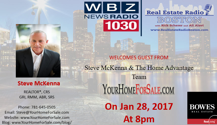Steve McKenna Featured as a Guest Speaker on Real Estate