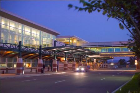 Burlington Vermont's International Airport - Main Entry