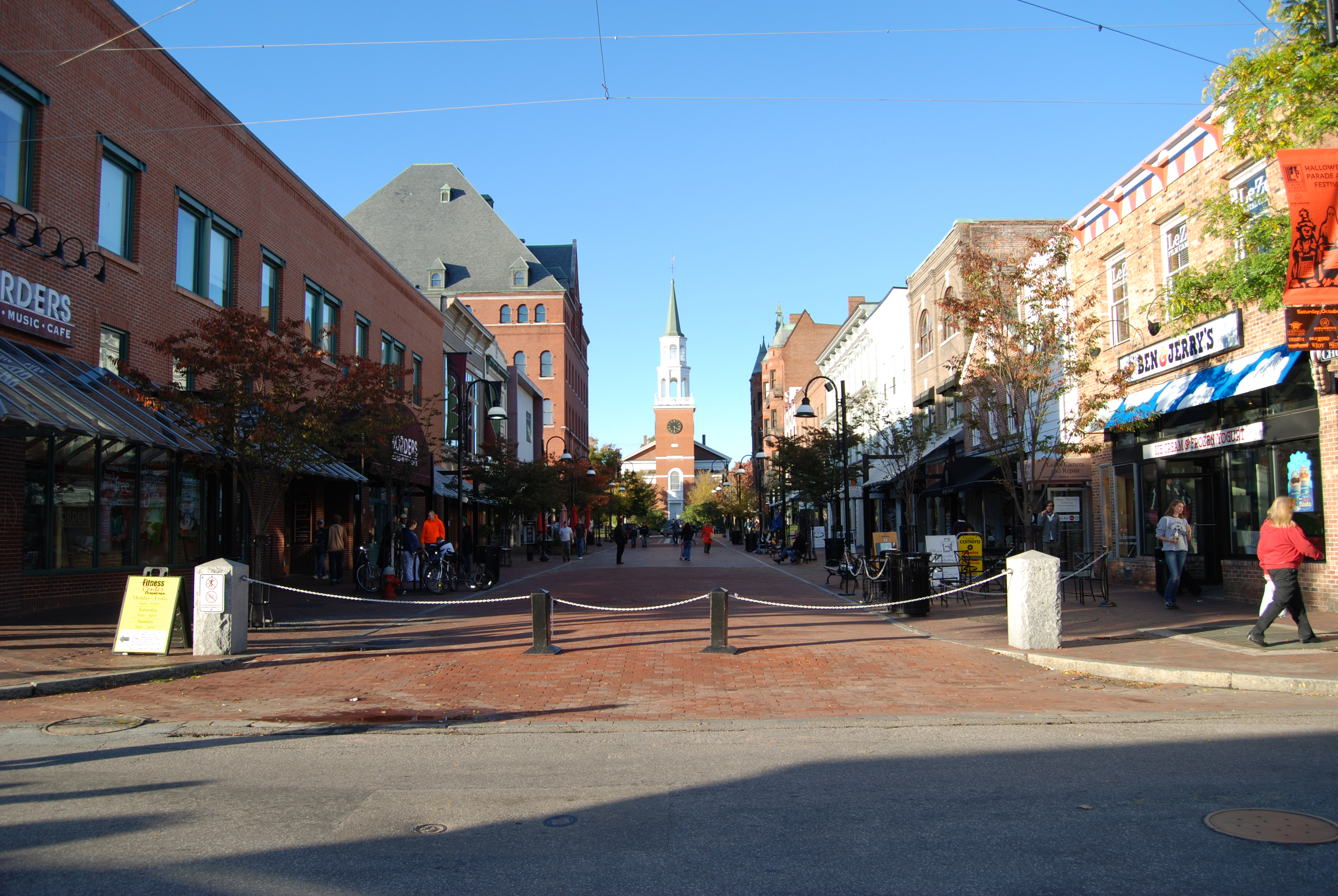 Must See Attractions In And Around Burlington Vermont