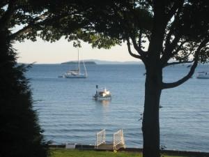 Burlington VT Waterfront home