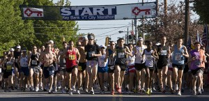 Burlington City Marathon