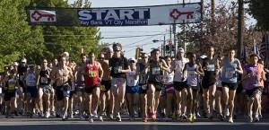 Burlington City Marathon