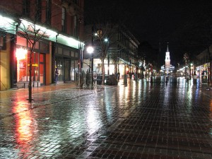 Burlington's Church Street Marketplace