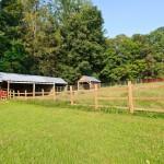 Pasture land near Asheville