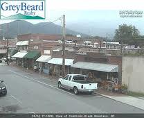 View from Greybeard's Webcam