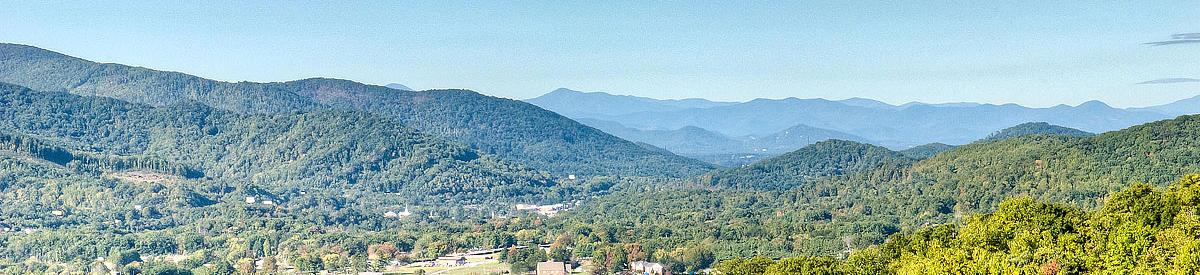 View from The Ridge at Black Mountain Estates