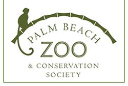 Palm Beach Zoo in Florida