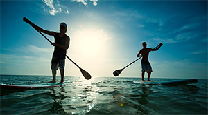 Stand Up Paddle Boarding in South Florida