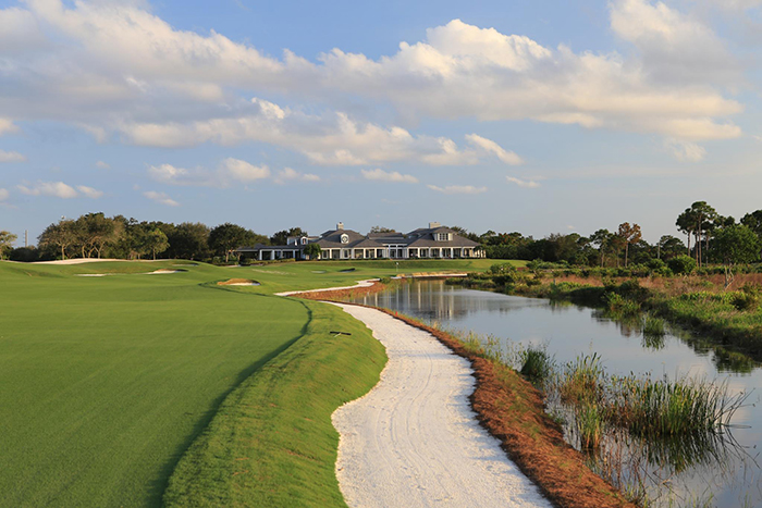 The Clubhouse at Medalist Golf Club, Hobe Sound, Florida