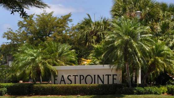 A Gated Community Established In 1974, Eastpointe Is Located In The Heart  Of Palm Beach Gardens. It Boasts Six Separate Neighborhood Pools, ...