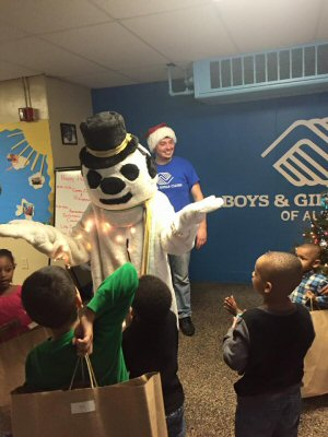 Boys and girls club with Better Homes and Gardens Real Estate Tech Valley