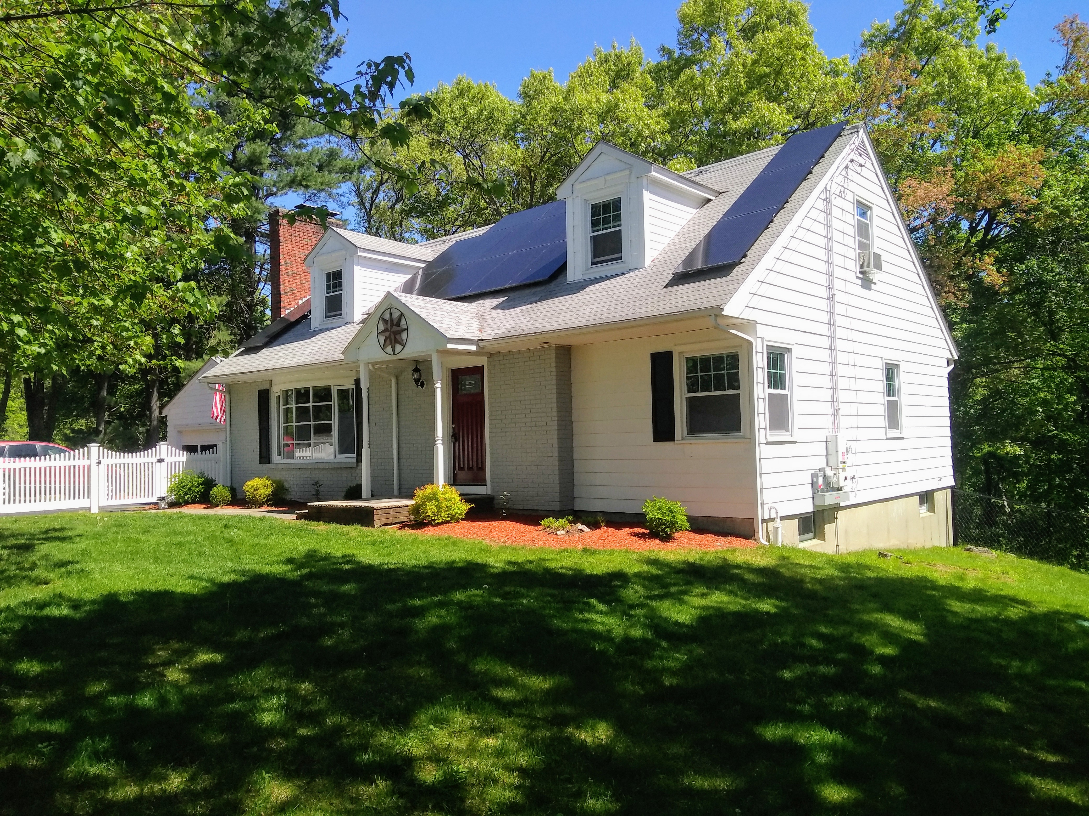 North Andover- Modern Cape Cod with Dormers