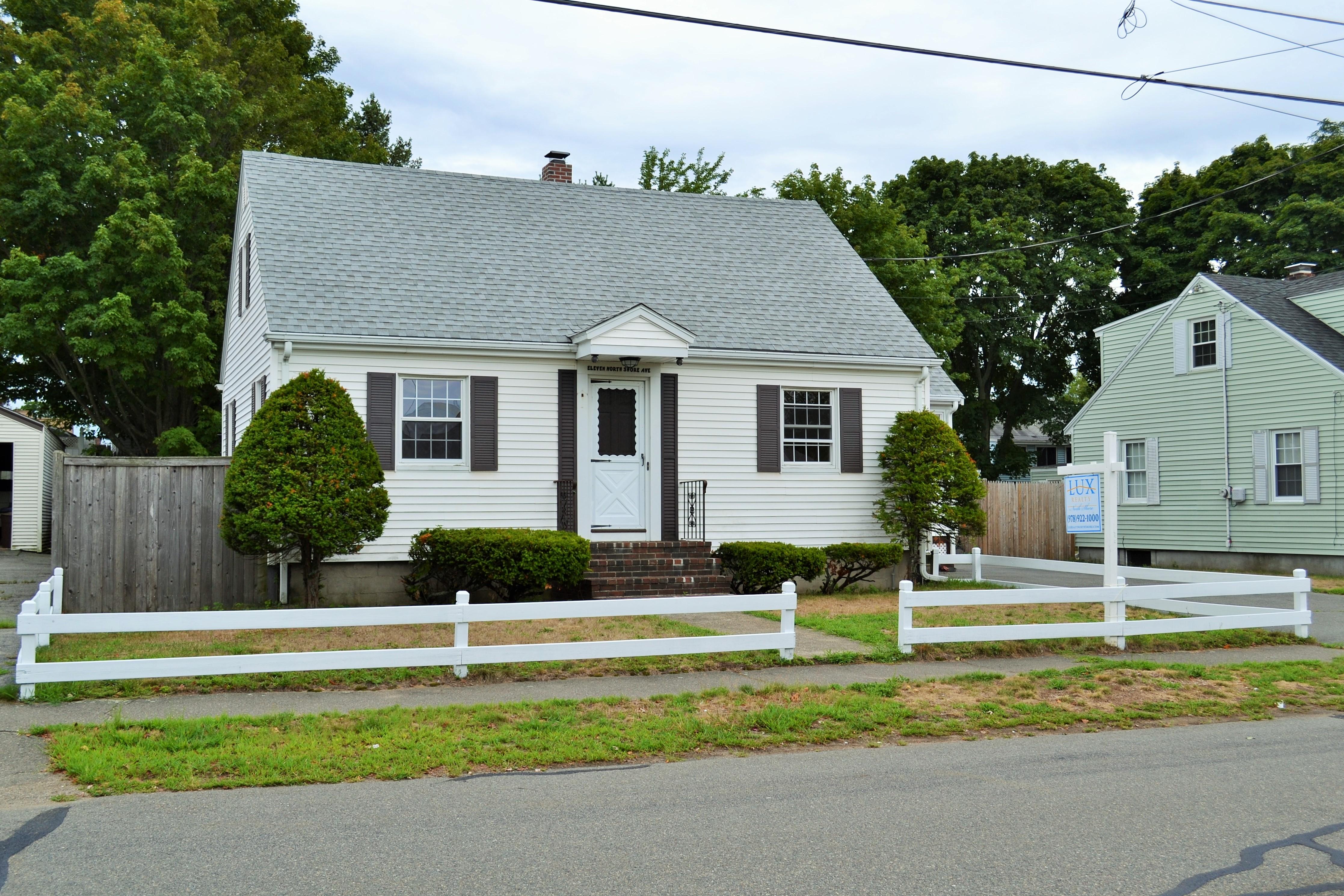 Danvers- Classic Cape Cod Home