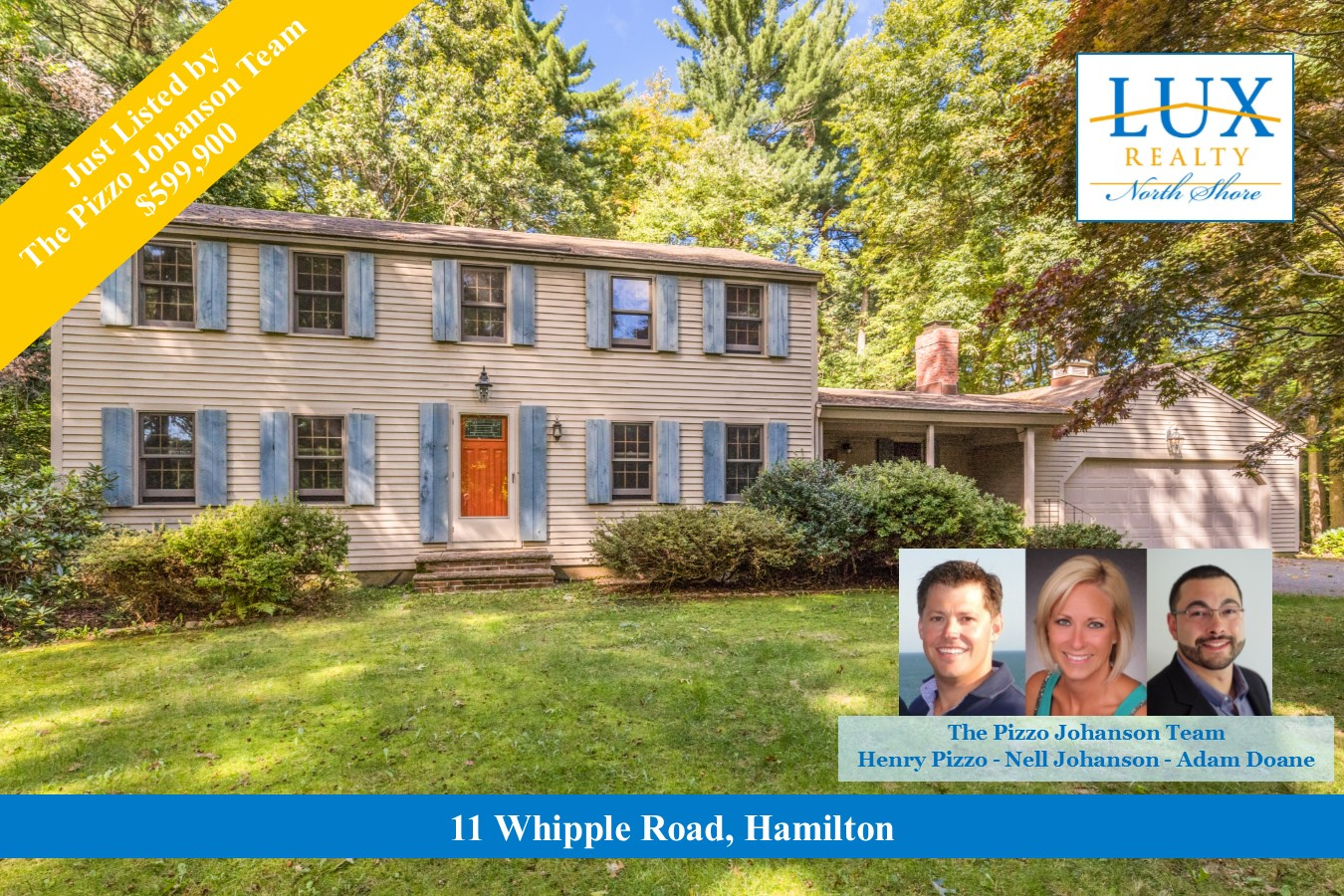 Hamilton MA Homes for Sale LUX Realty
